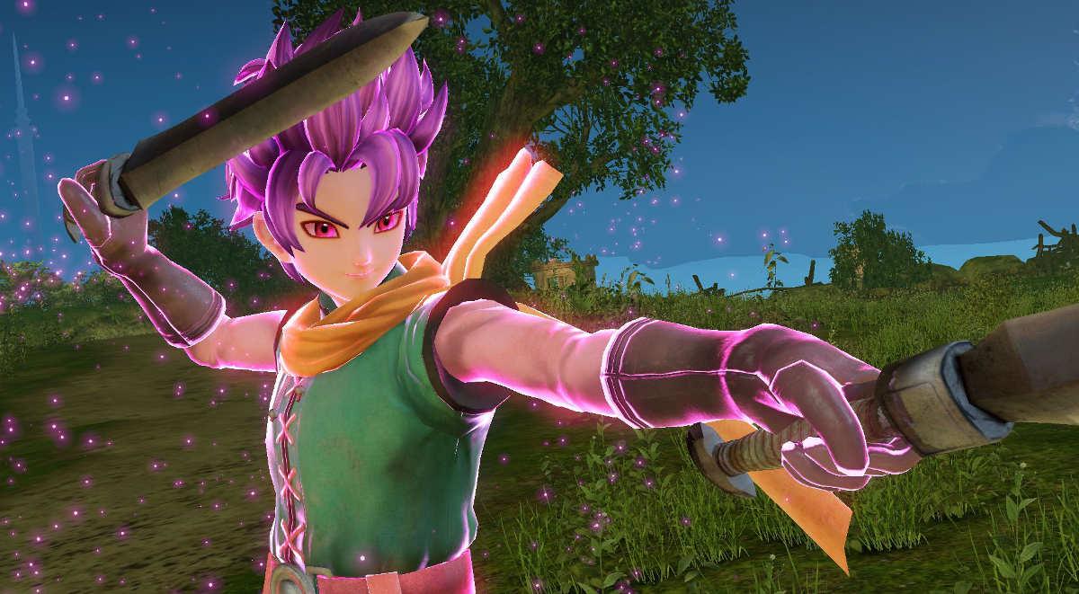 Análisis Dragon Quest Heroes destacada