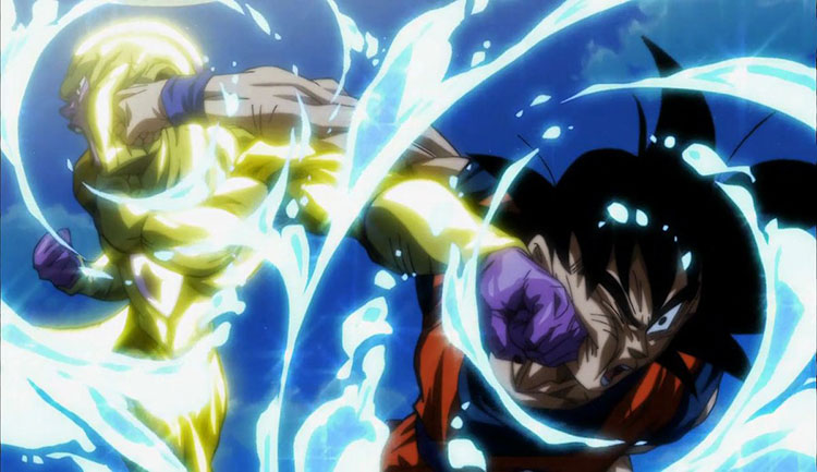 Desvelada la historia de los capítulos 96 y 97 de Dragon Ball Super