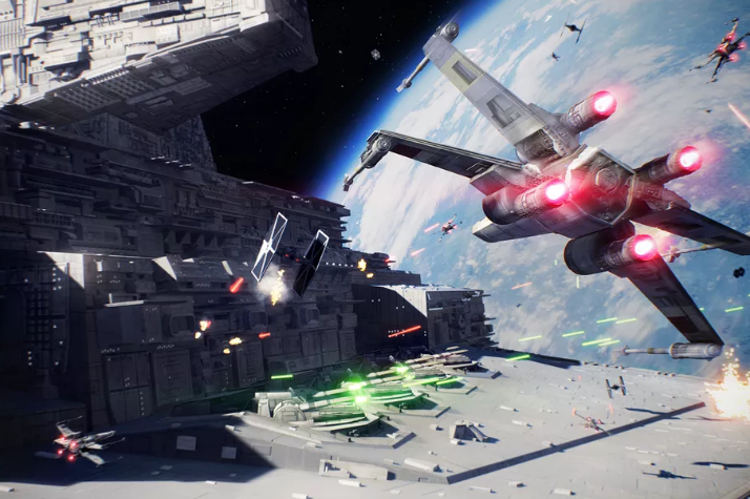 mejoras del combate aereo de star wars battlefront ii