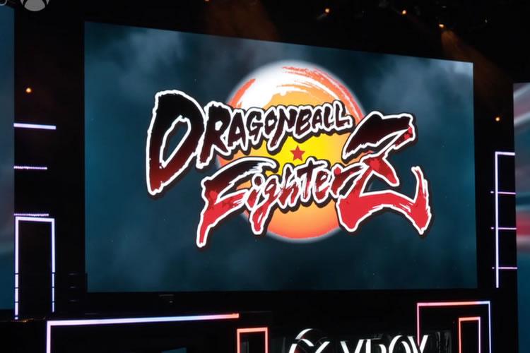 anuncio de Dragon Ball Fighter Z