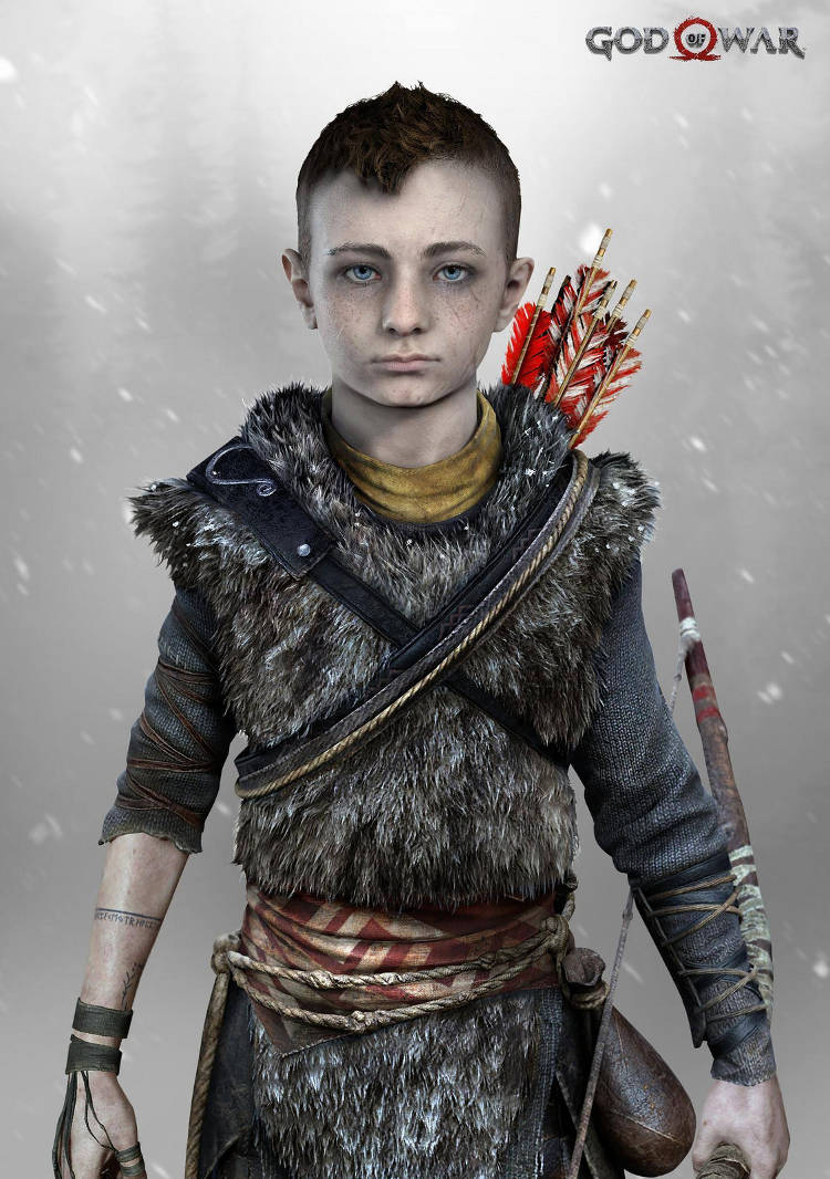 hijo de Kratos 1