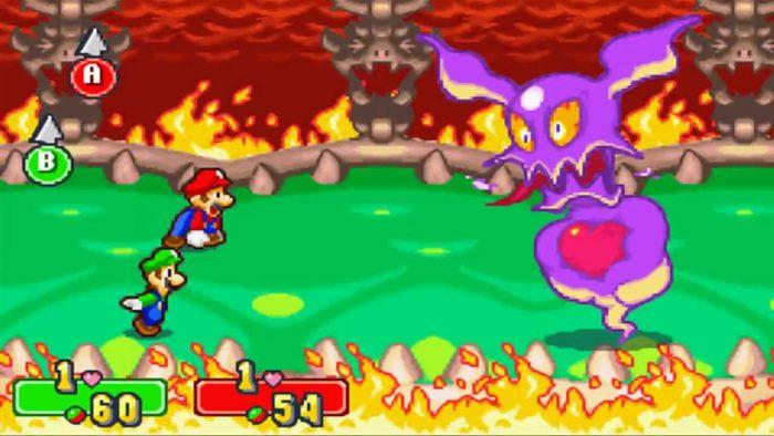 remake de Mario & Luigi Superstar Saga
