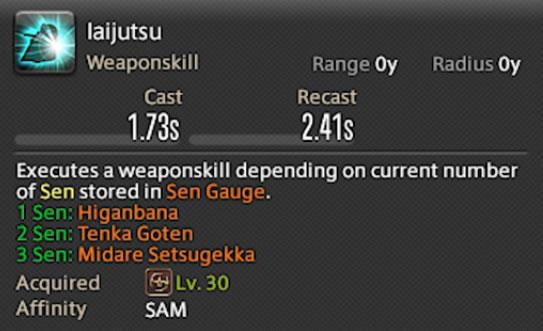 samurai iaijutsu