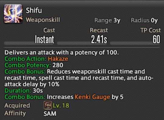 samurai shifu