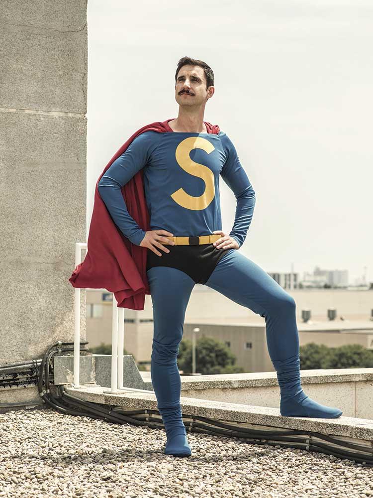 Primera imagen de Dani Rovira como Superlópez