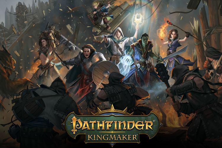 videojuego de pathfinder