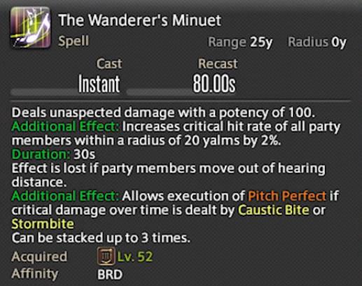 wanderer's minuet