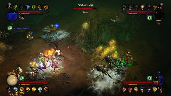 Diablo III gratis en Xbox Live Gold