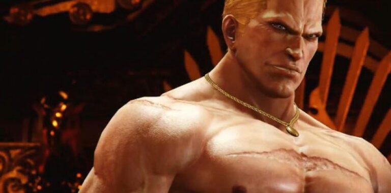 Geese Howard en Tekken 7