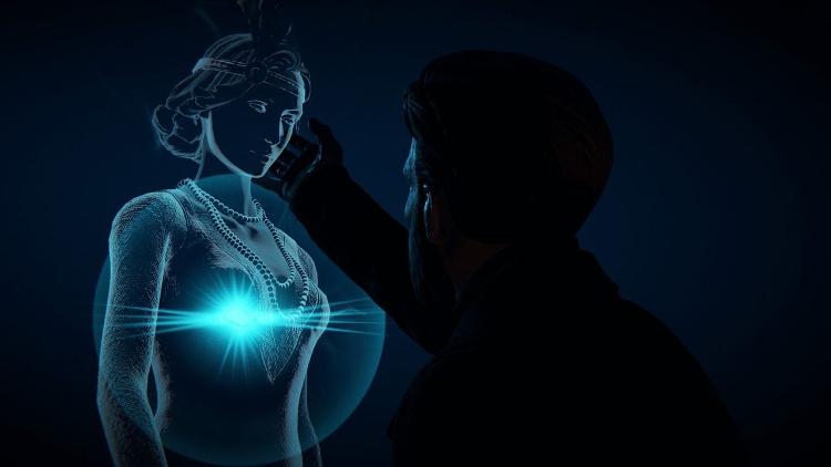 anuncio de black mirror vision