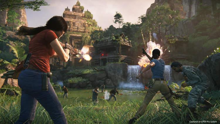 Análisis de Uncharted: El legado perdido