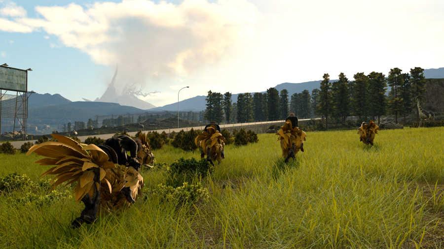 nuevo gameplay de Final Fantasy XV Windows Edition