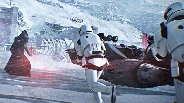 Star Wars Battlefront II para Nintendo Switch