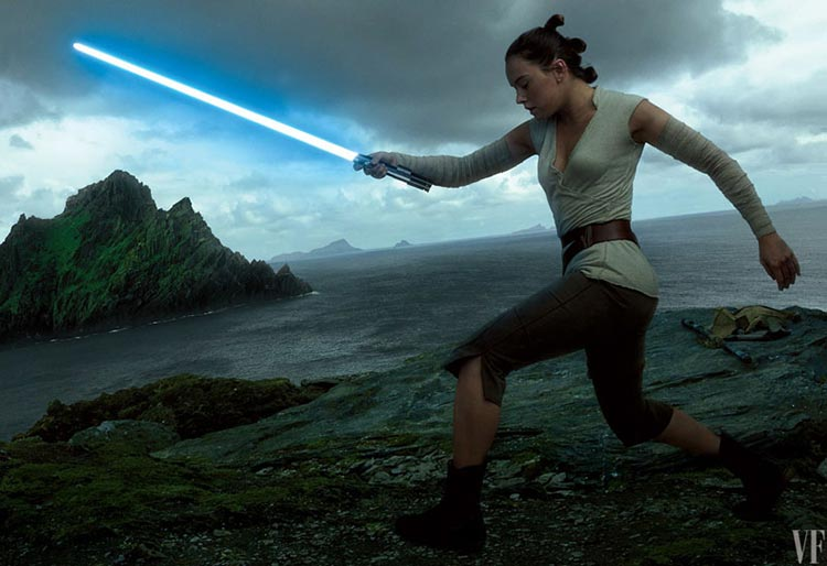 Cinco aspectos claves del trailer de Star Wars: Los ultimos Jedi