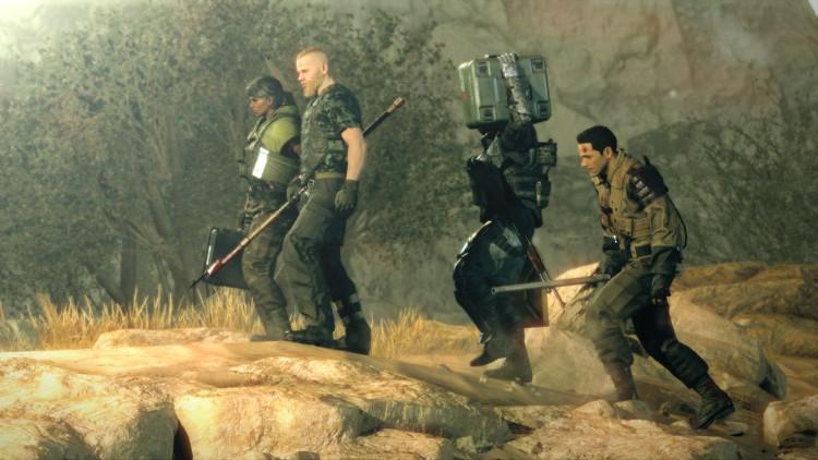 fecha de lanzamiento de Metal Gear Survive