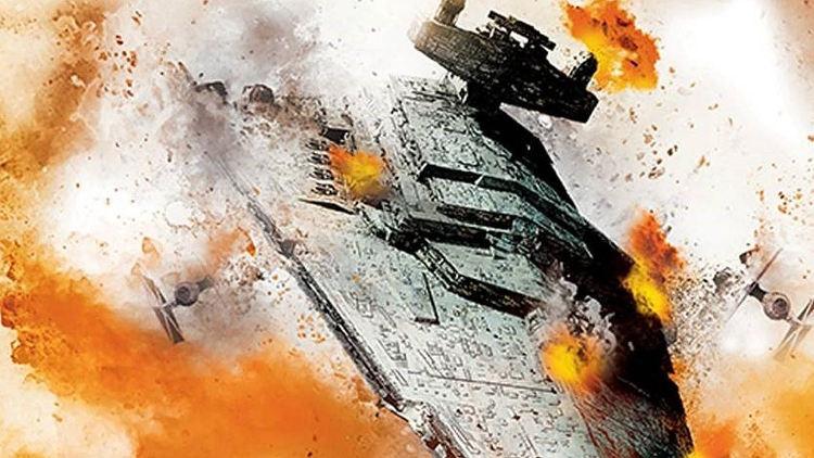historia de la campaña de Star Wars Battlefront II