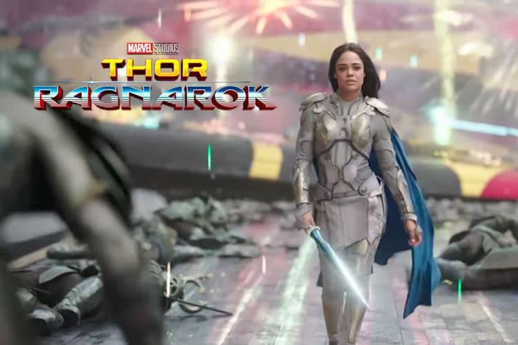 personaje bisexual en thor ragnarok