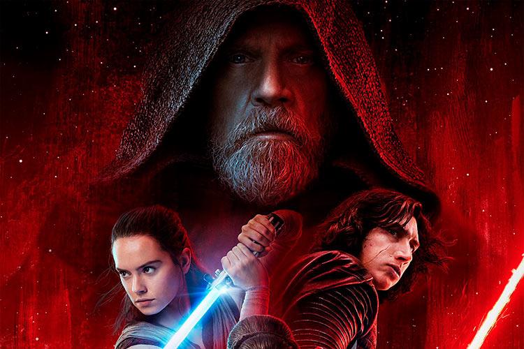 Póster del segundo tráiler de Star Wars: Los últimos Jedi