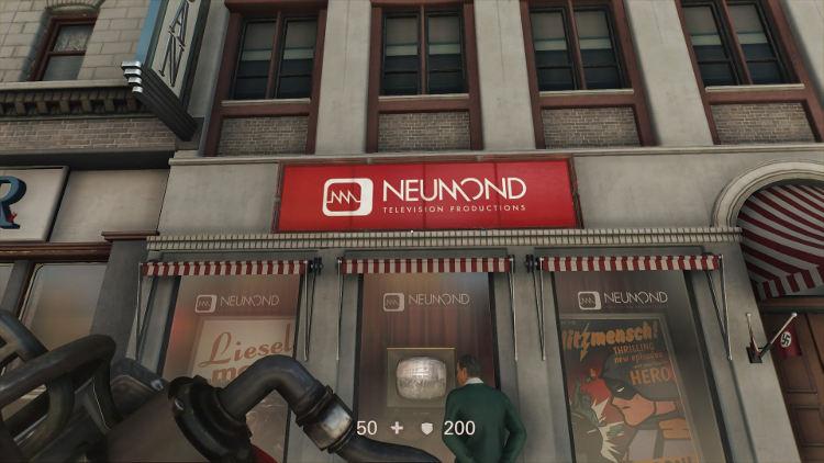 Análisis de Wolfenstein II The New Colossus
