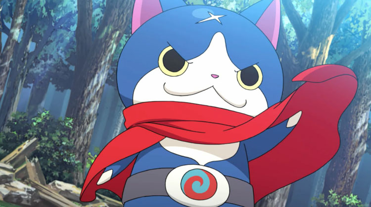 Crítica de Yo-Kai Watch: la película