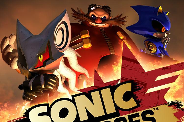 nuevo trailer de Sonic Forces