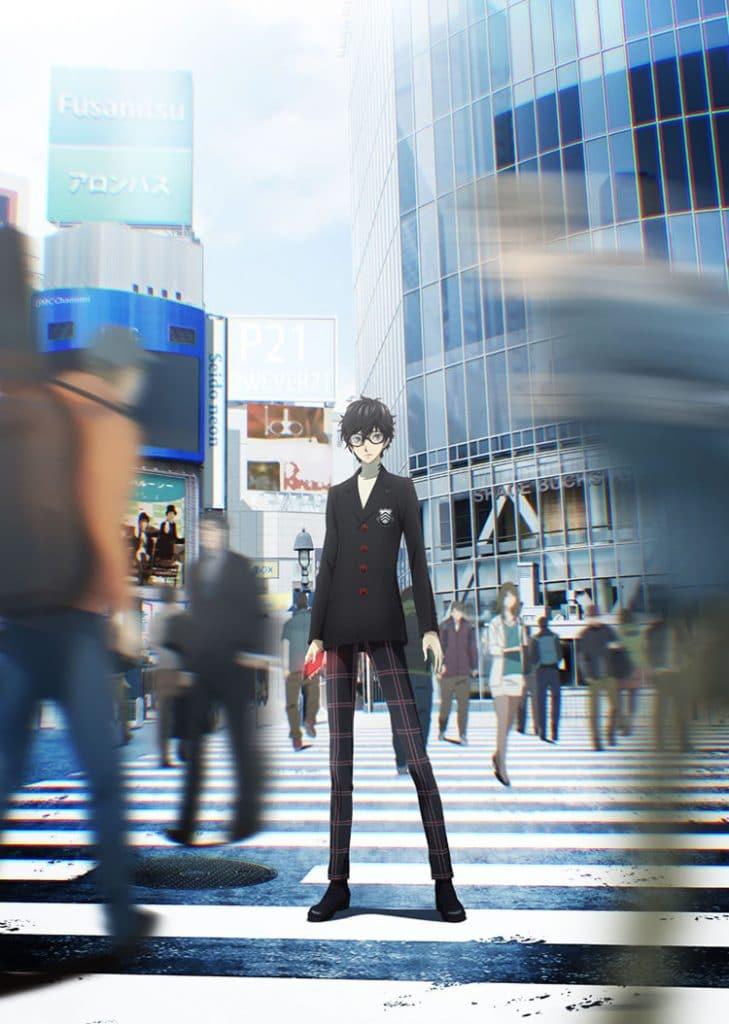 fecha de estreno de persona 5 the animation
