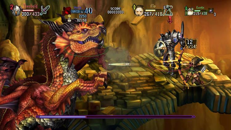 Avance de Dragon's Crown Pro