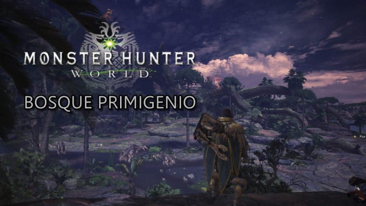 Guia De Monstruos De Monster Hunter World Para El Bosque Primigenio