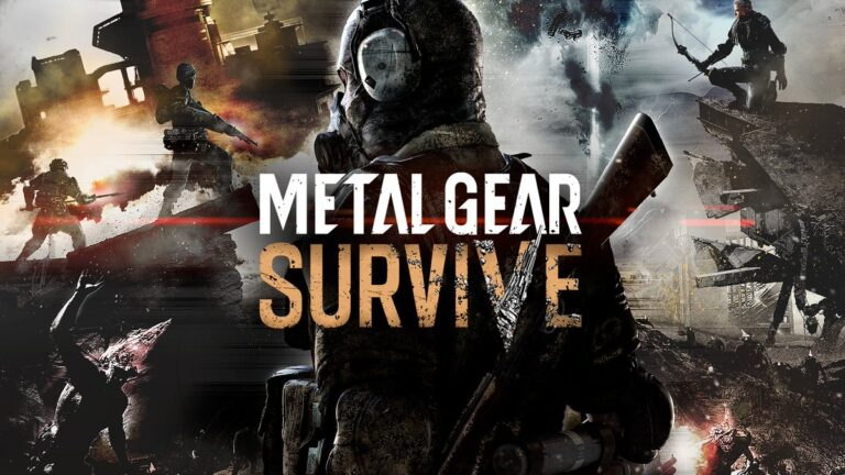 analisis de metal gear survive