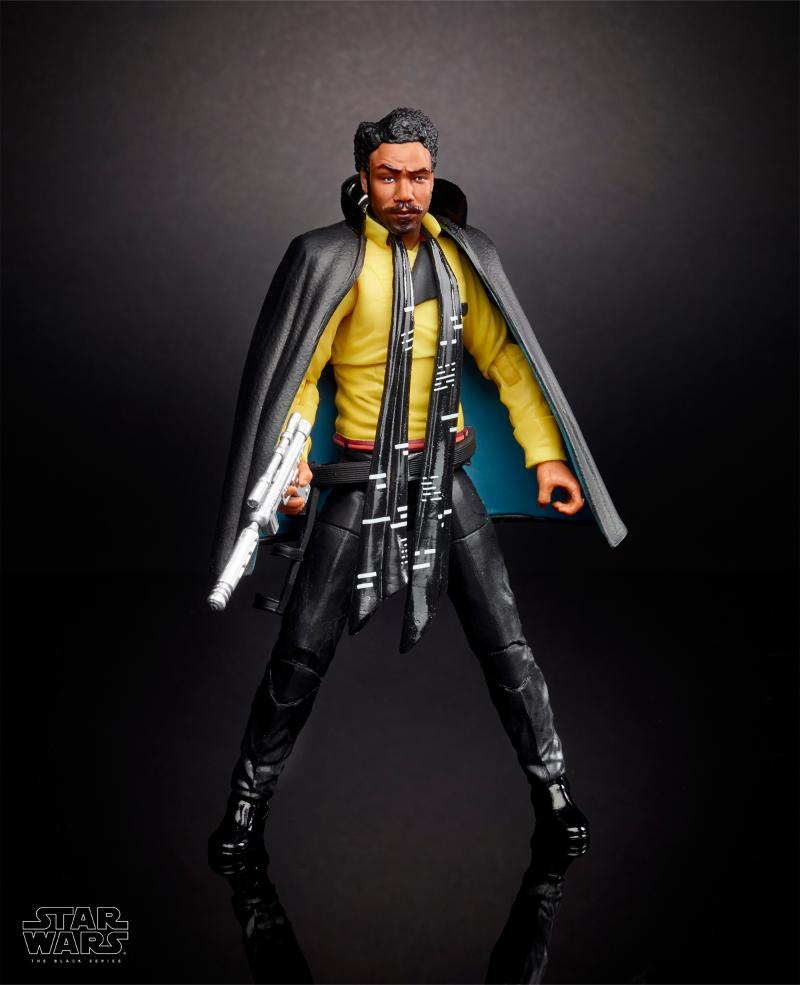 figuras de Solo: A Star Wars Story