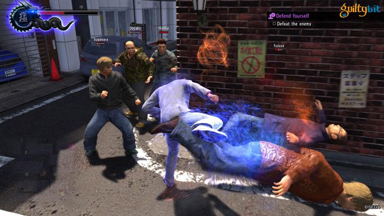 Análisis de Yakuza 6: The Song of Life - PlayStation 4