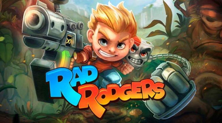 análisis de Rad Rogers para PlayStation 4