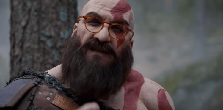 Joaquín Reyes es Kratos