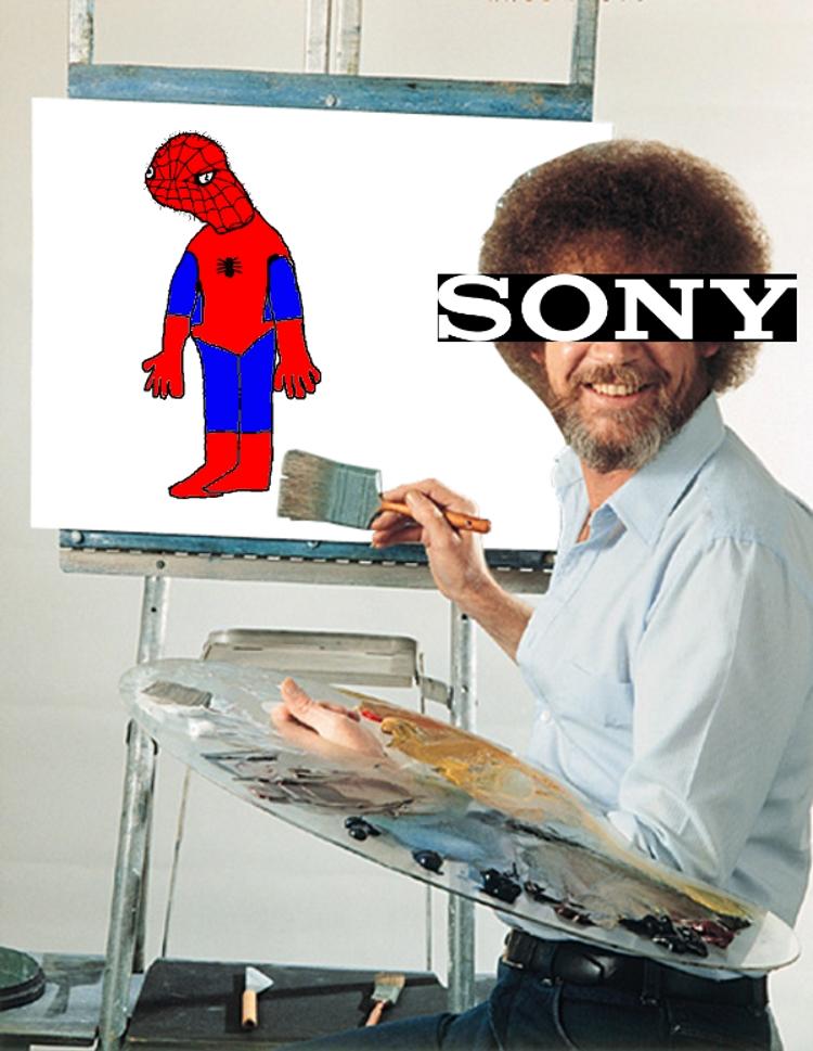 mural de Sony del E3 2018