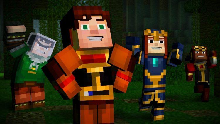 Minecraft en Netflix