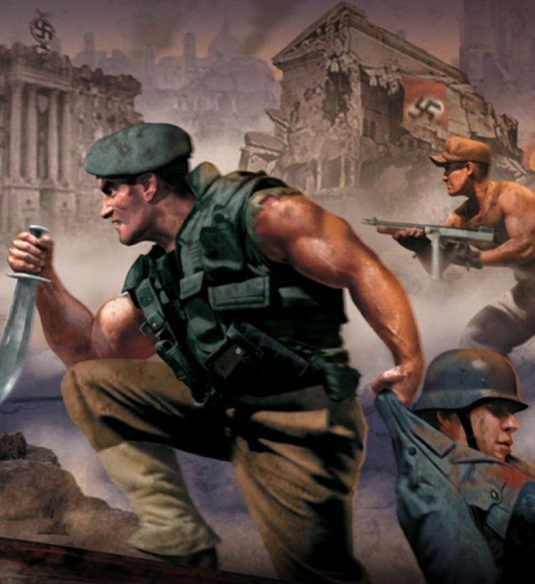 regreso de Commandos