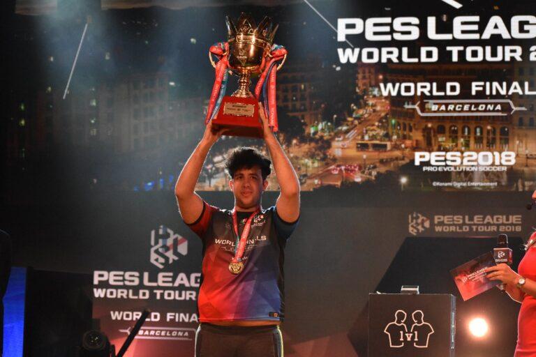 Ettorito gana en PES 2018