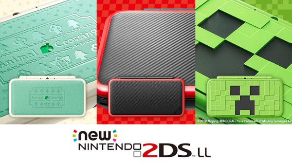 nuevos modelos de new 2ds xl