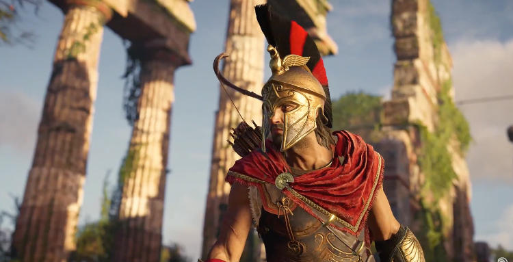 toma de decisiones en Assassin's Creed Odyssey