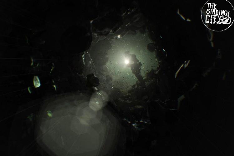gameplay de Sinking City