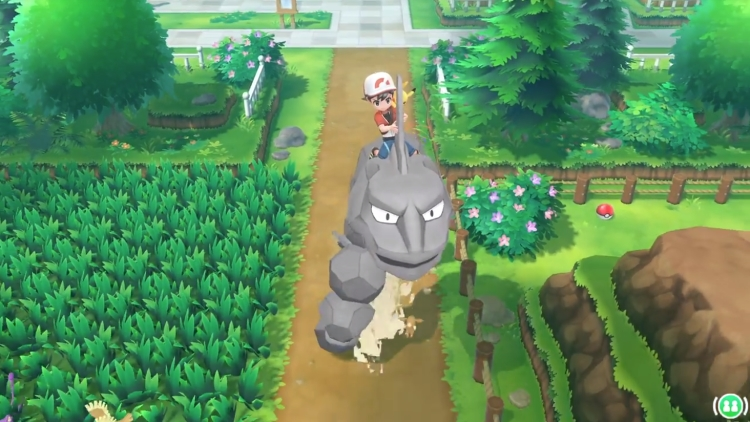 megaevoluciones en Pokémon Let's Go Pikachu y Let's Go Eevee