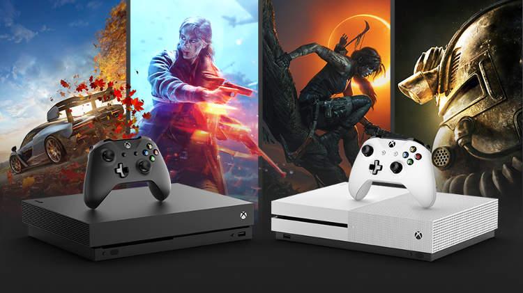 nuevos bundles, consolas y mandos de Xbox One