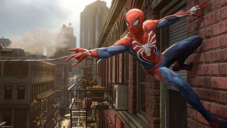 trailer de Nueva York de Spider-Man para PS4