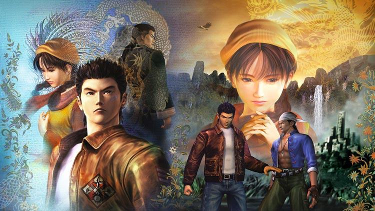 SEGA prepara la actualización de Shenmue 1 y 2 para PlayStation 4 y Xbox One