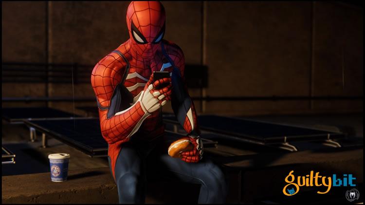 analisis de spider-man para playstation 4 1