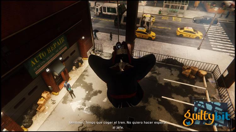analisis de spider-man para playstation 4 2