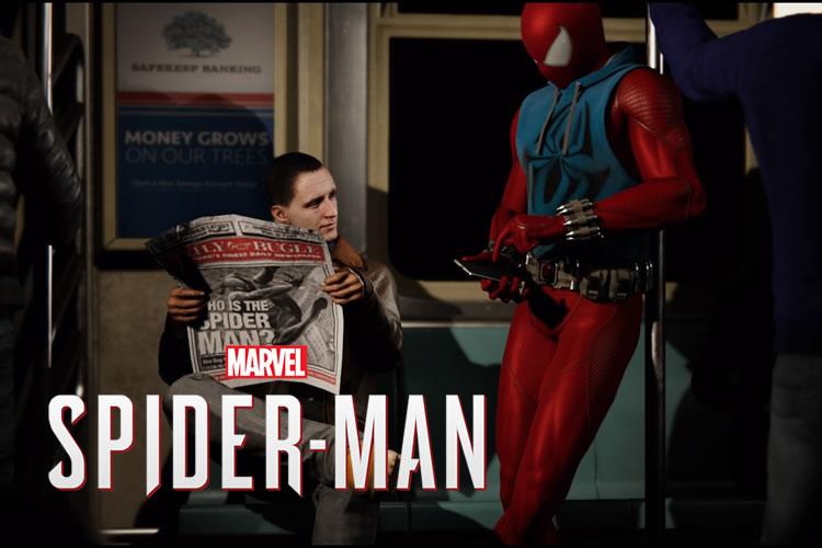 analisis de spider-man para playstation 4
