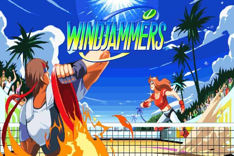Windjammers se estrena en Nintendo Switch