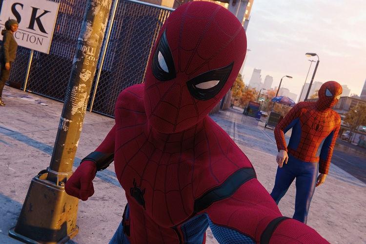 tráiler de lanzamiento del primer DLC de Spider-Man