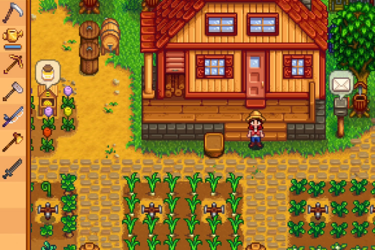 stardew valley en moviles portada